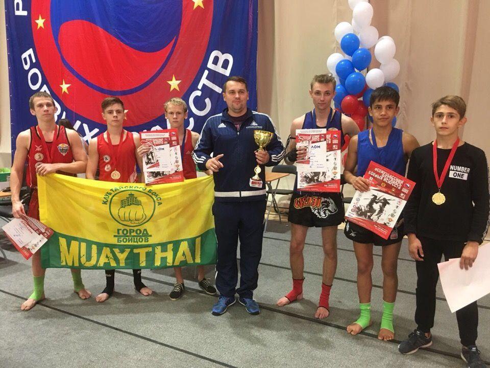 Тайбоксеры Кемерова и Прокопьевска на ринге выявили лучших