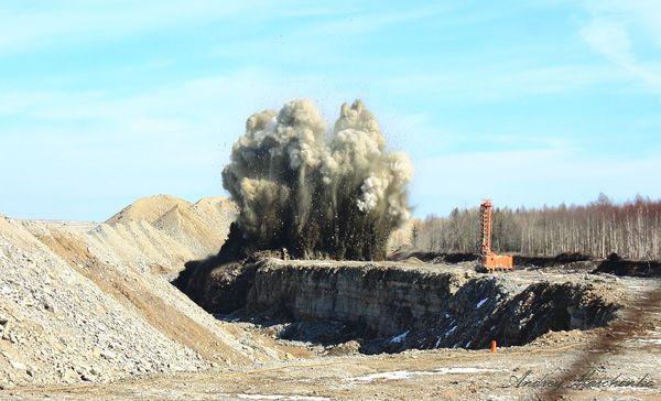 В Прокопьевске началось производство нетоксичной взрывчатки