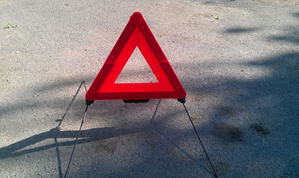 В Прокопьевске полиция просит отозваться очевидцев ДТП