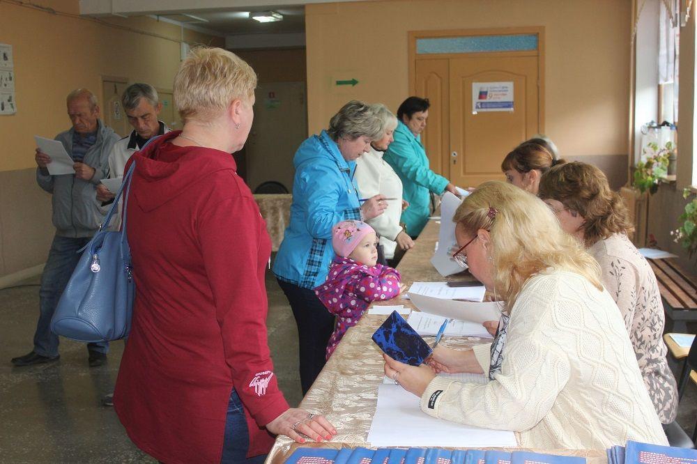Более миллиона жителей Кузбасса сделали свой выбор в единый день голосования