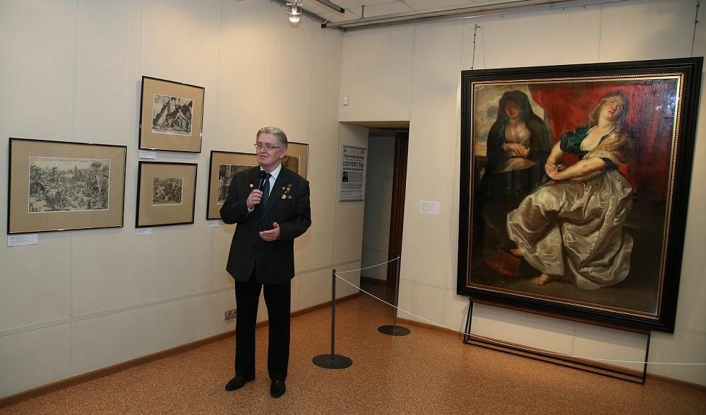 У прокопчан есть возможность полюбоваться шедевром Рубенса, который много лет считался копией