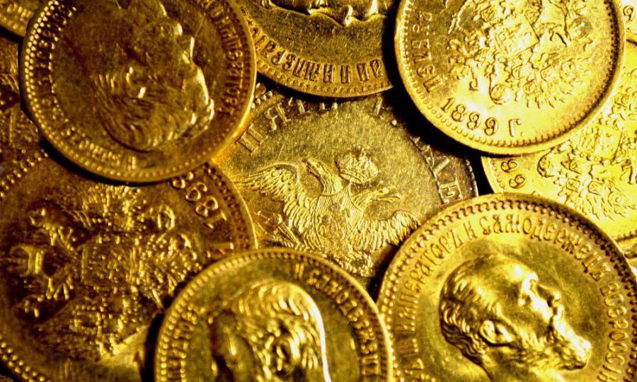 Клад с царским золотом похищен по дороге из Курска в Москву