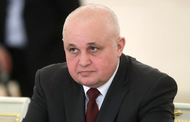 Сегодня состоится официальное вступление Сергея Цивилева в должность губернатора Кемеровской области