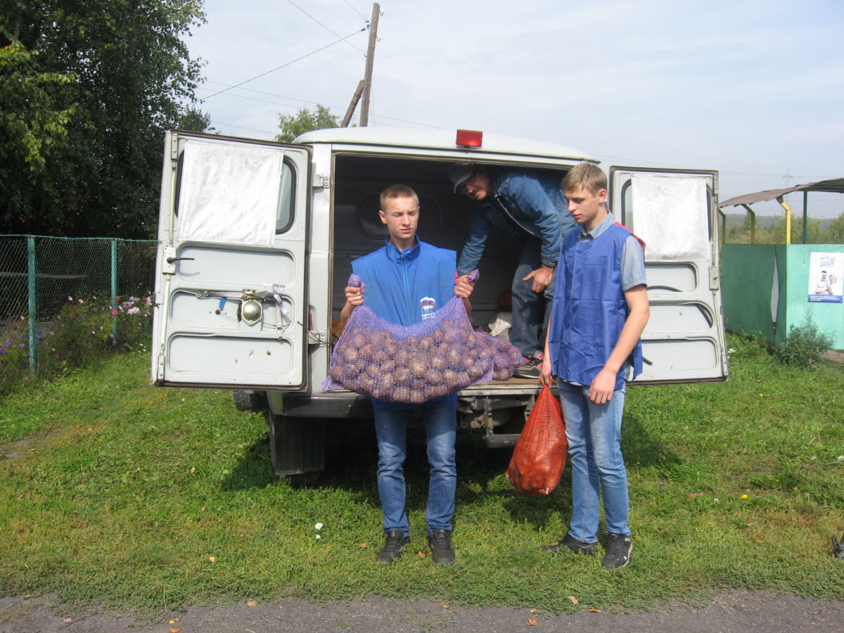 В Кузбассе 5,5 тыс. семей бесплатно получат овощные наборы