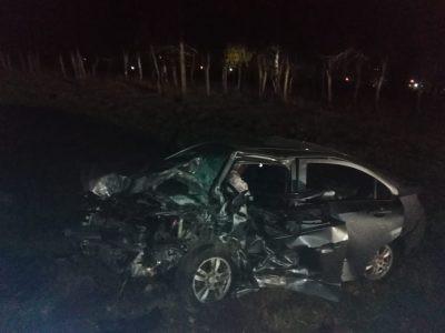 В ДТП на трассе Кузбасса погибли три человека