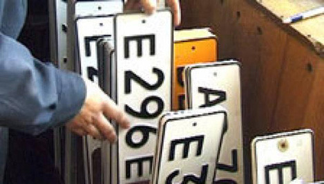 В МВД уточнили порядок выдачи новых автомобильных номеров