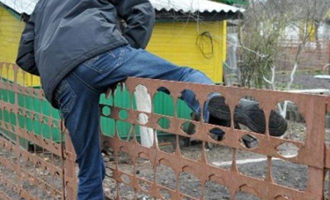 В Прокопьевске пойдет под суд серийный дачный вор