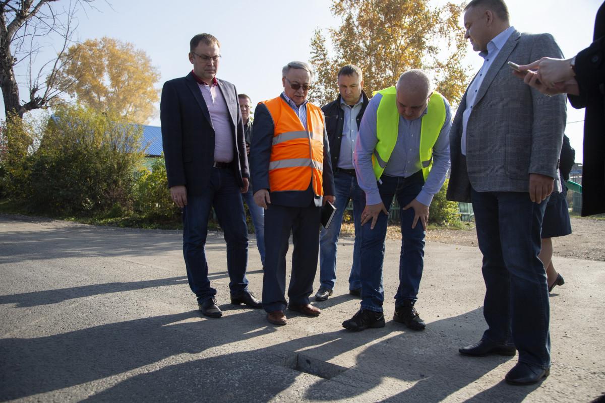 В Кузбассе разработают единый региональный стандарт качества ремонта дорог