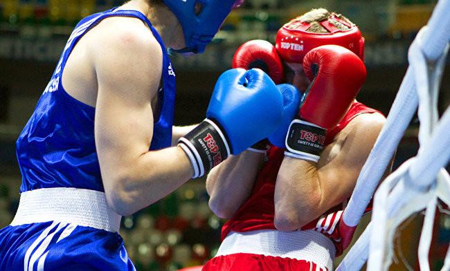Прокопчане выступили на профессиональном турнире по тайскому боксу «SibFight»