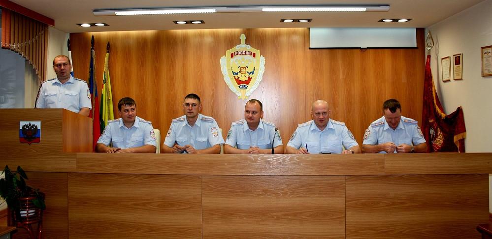 В Прокопьевске наградили лучших сотрудников уголовного розыска