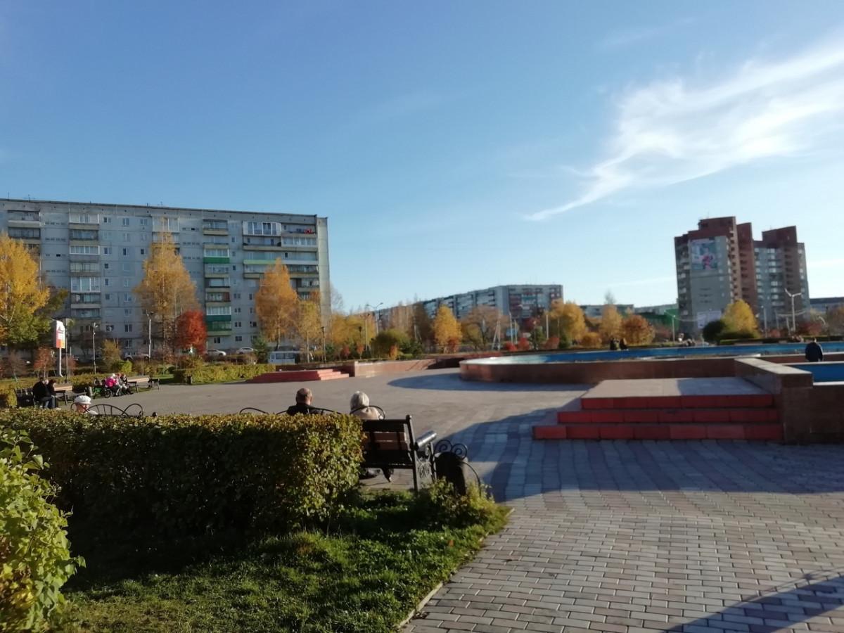 В Прокопьевске прекращена работа фонтанов
