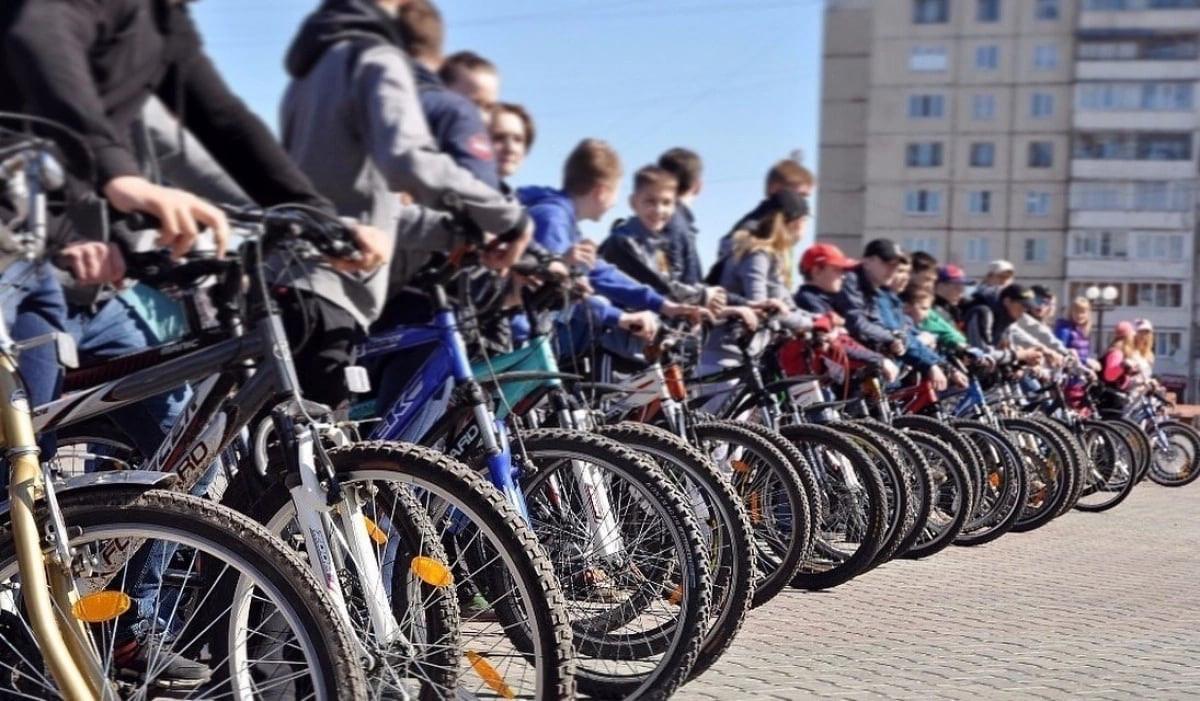 В Прокопьевске состоится массовый велопробег