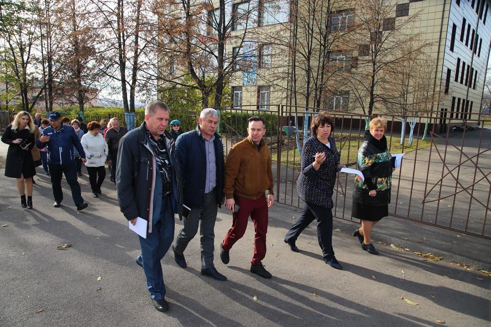 В Прокопьевске подрядчики срывают сроки строительства парка