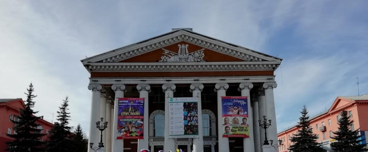 В Прокопьевске дадут два спектакля столичные знаменитости
