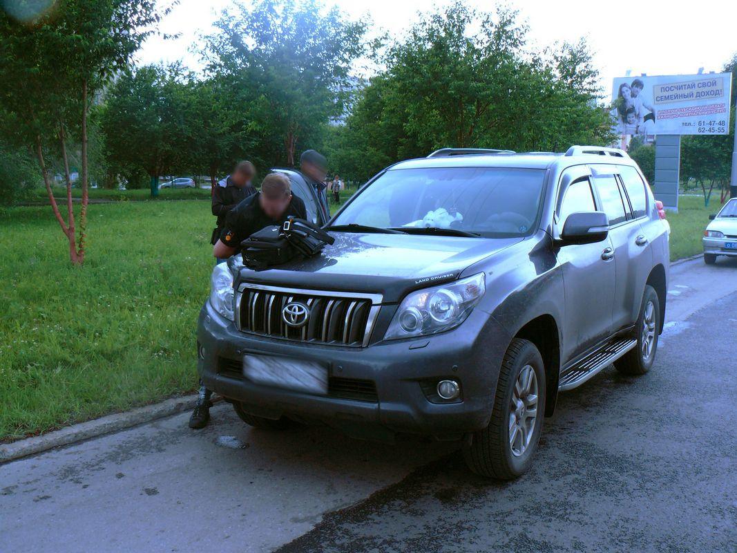 В Прокопьевске осуждена наркогруппировка