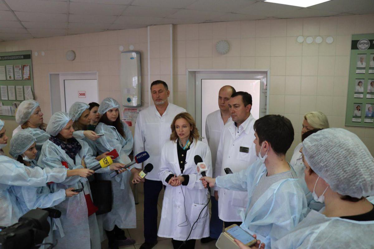 В Кузбассе увеличат количество квот на пересадку печени за счет регионального бюджета
