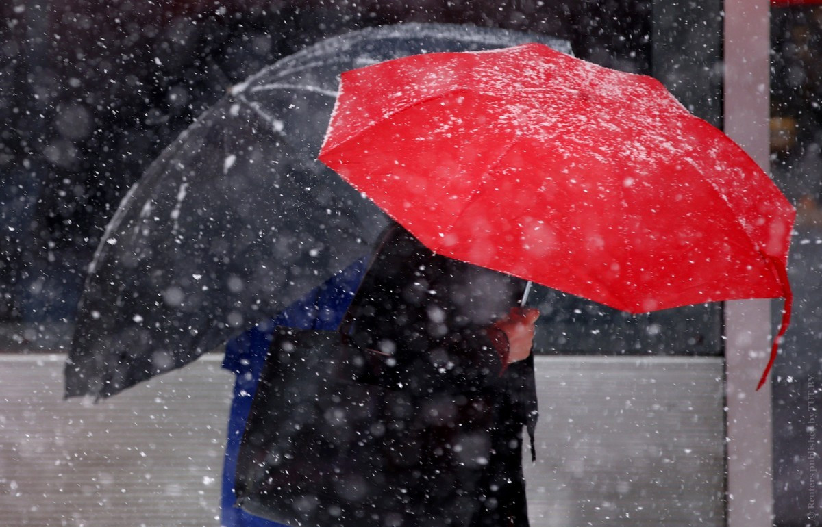 Синоптики о погоде на выходные дни