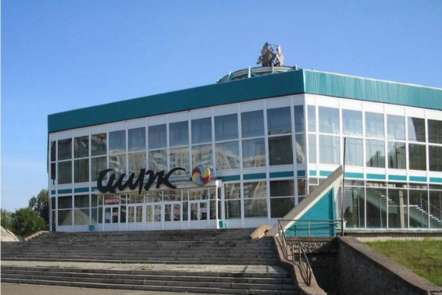 В Новокузнецке при выполнении трюка в цирке гимнастка упала с высоты
