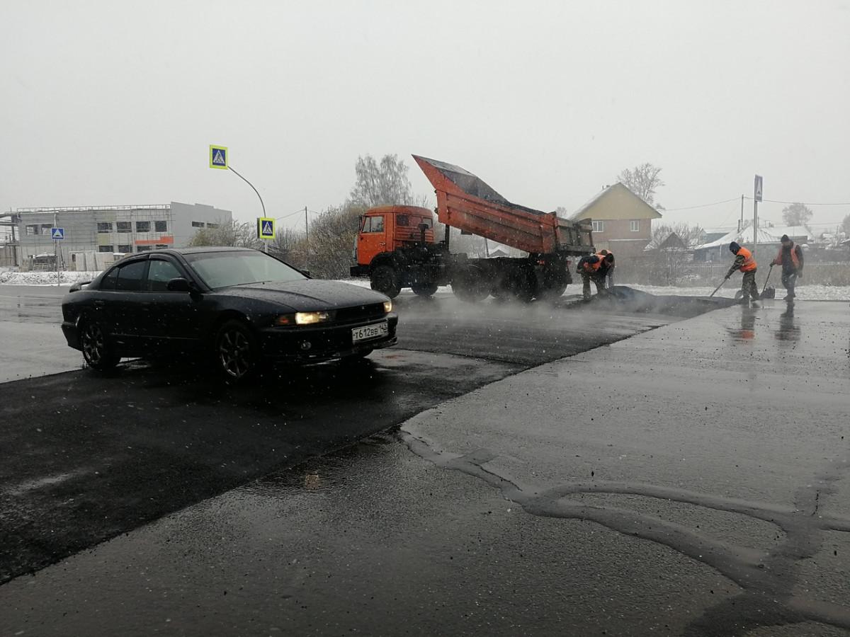 В Прокопьевске ремонтируют дороги: горожане возмущены