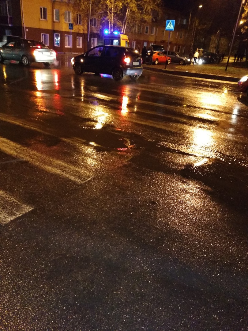 В Прокопьевске автолюбитель сбил пешехода