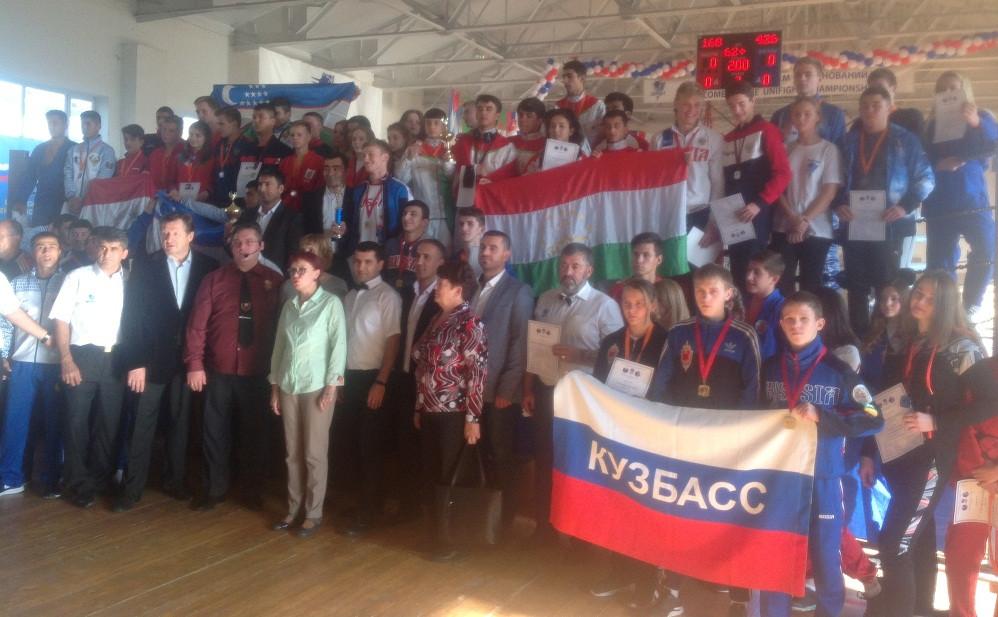 Прокопьевские универсальные бойцы стали победителями и призерами первенства Мира