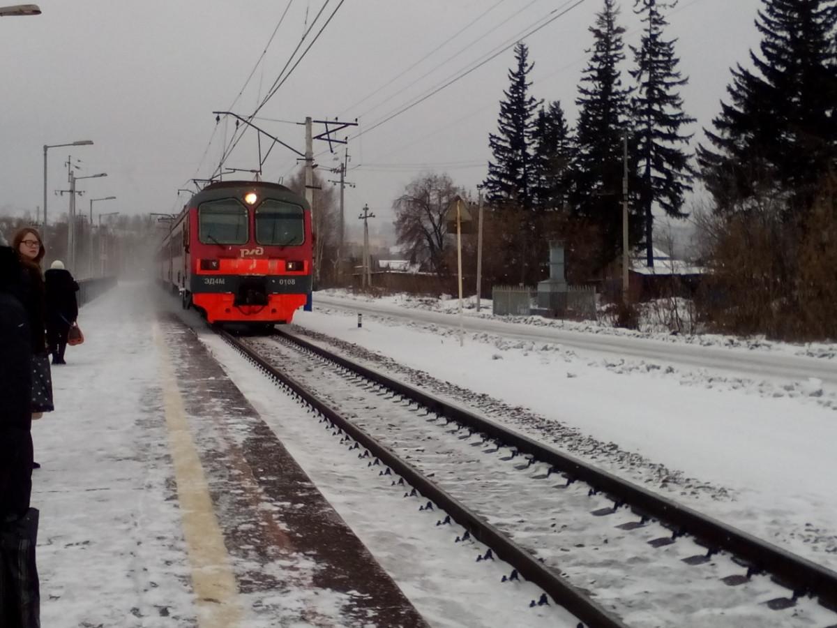 """В Кузбассе в ноябре начнет курсировать туристический поезд """"Шерегеш-экспресс"""""""