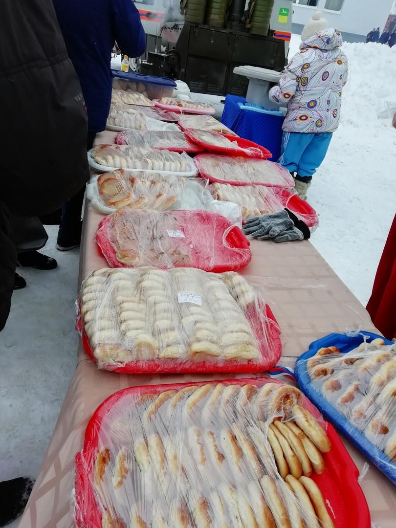 Как в Прокопьевске прошел фестиваль национальной кухни