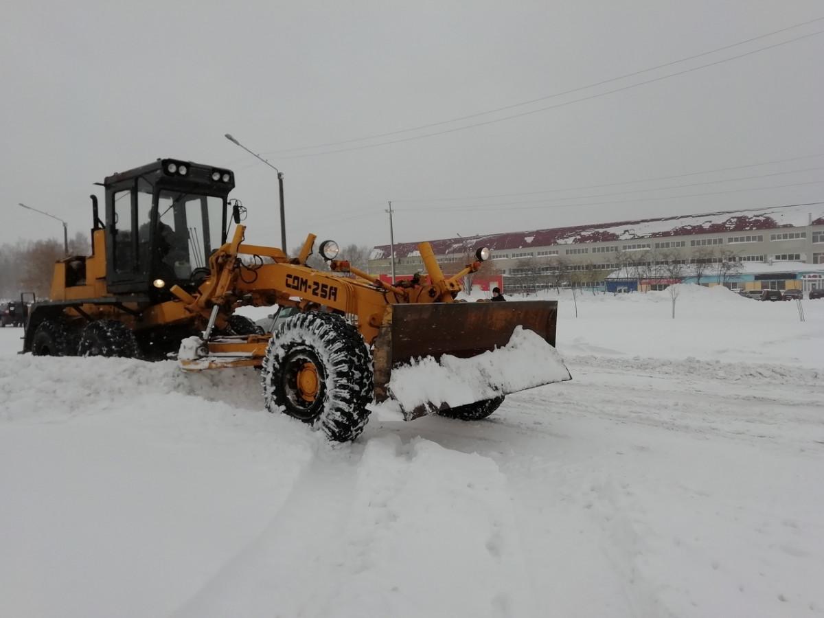 Где в Прокопьевске работает дорожная техника