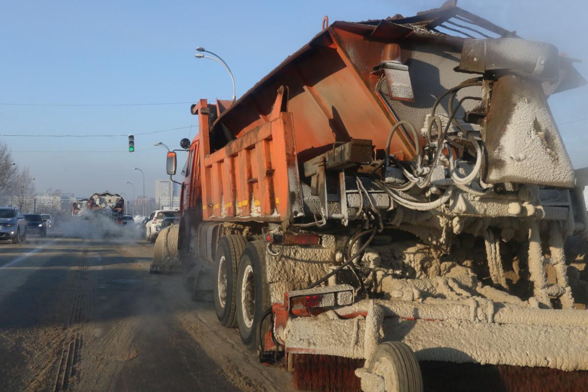 В Кузбассе начали работу «горячие линии» по вопросам содержания дорог