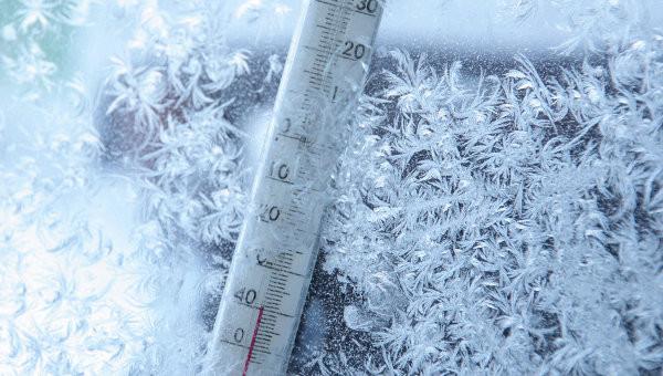 Синоптики: ночью похолодает до -32