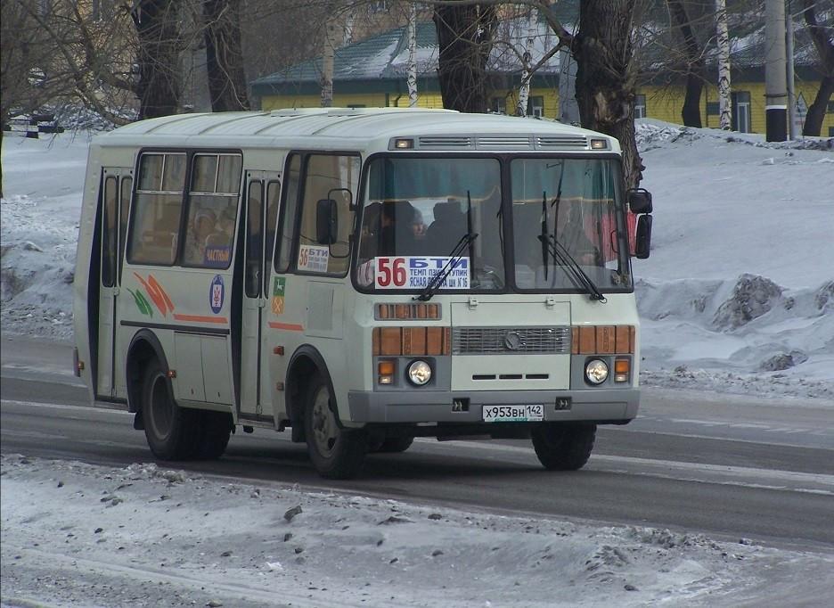 В Прокопьевске подорожал проезд в частных маршрутках №№ 3, 50, 56 и 155