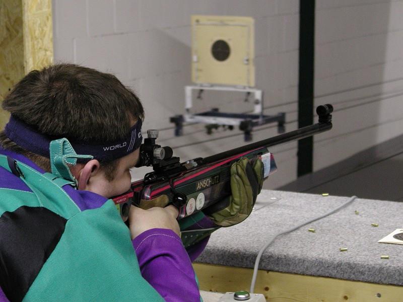 Прокопчане успешно выступили на соревнованиях по пулевой стрельбе в Новосибирске