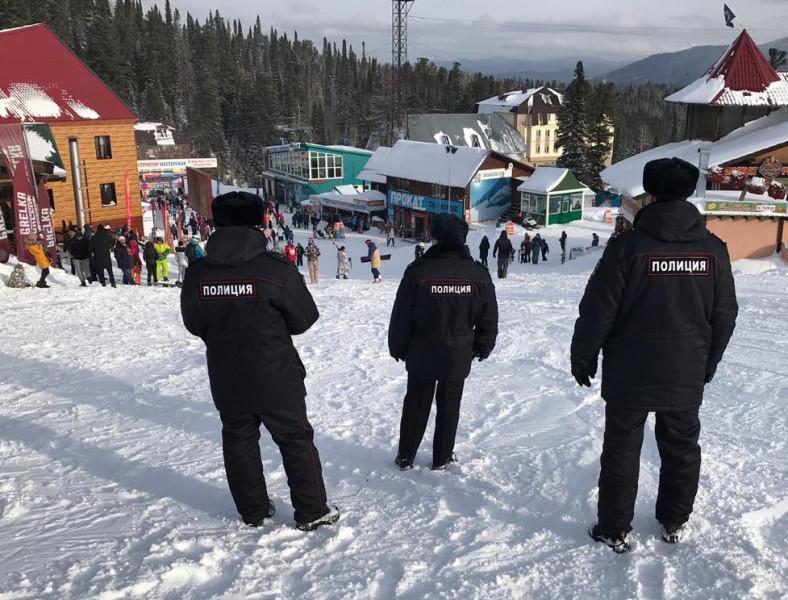 Около 5 тыс туристов побывали на открытии горнолыжного сезона в Шерегеше