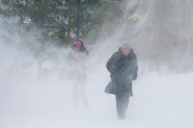 Синоптики предупреждают об ухудшении погодных условий
