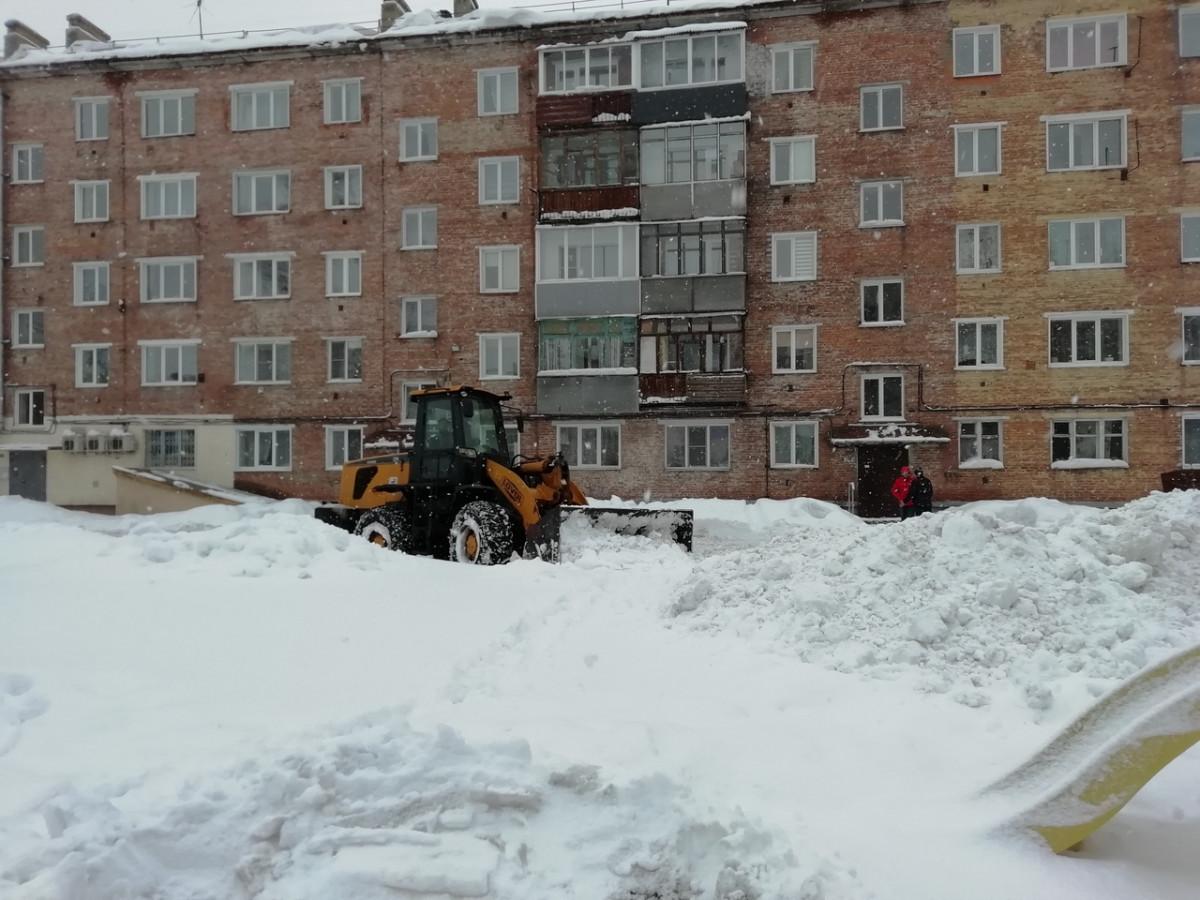 В Прокопьевске ЖЭКи перешли на усиленный режим работы