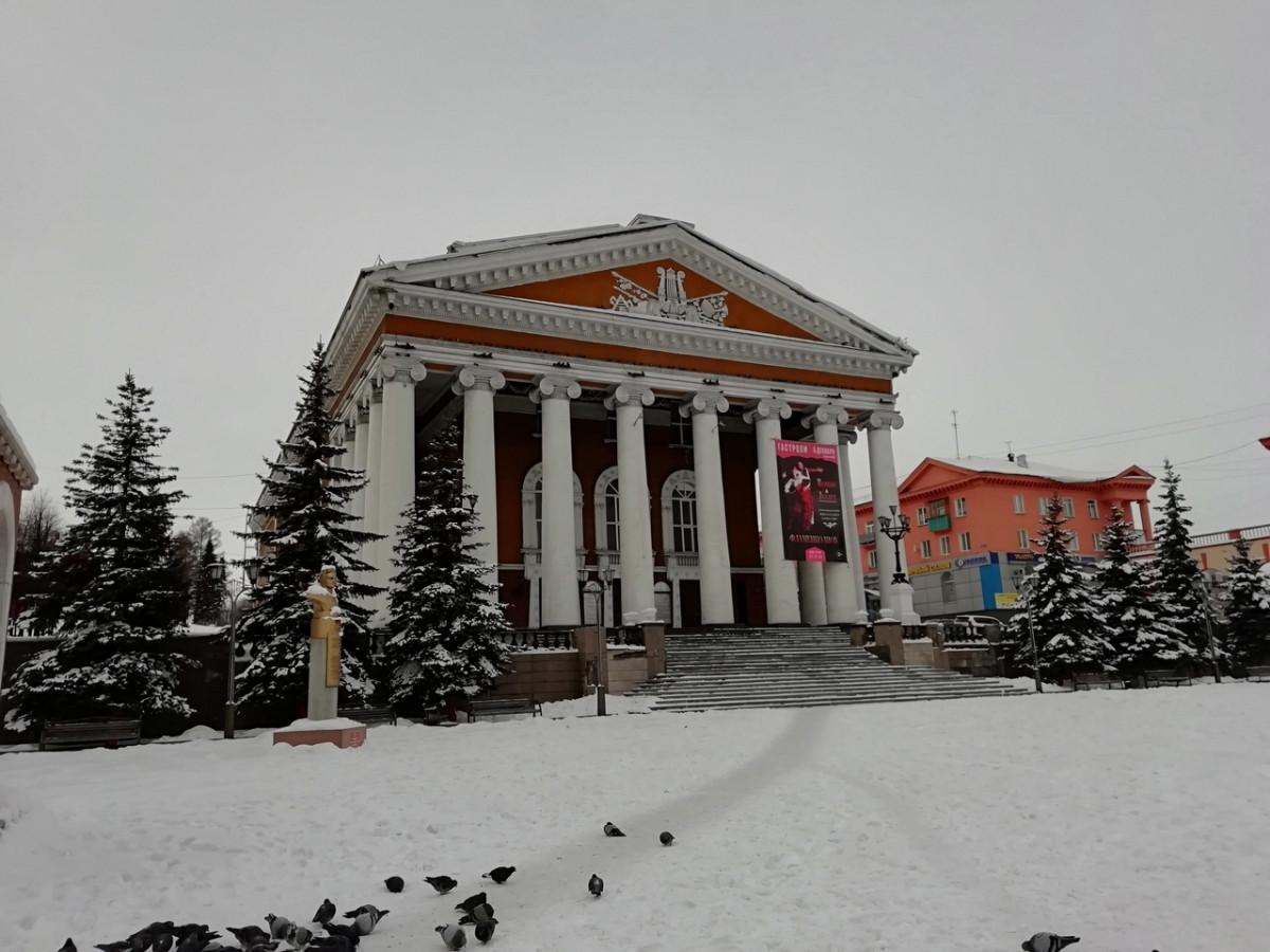 """Прокопьевский драмтеатр приглашает горожан на """"Зимние забавы"""""""