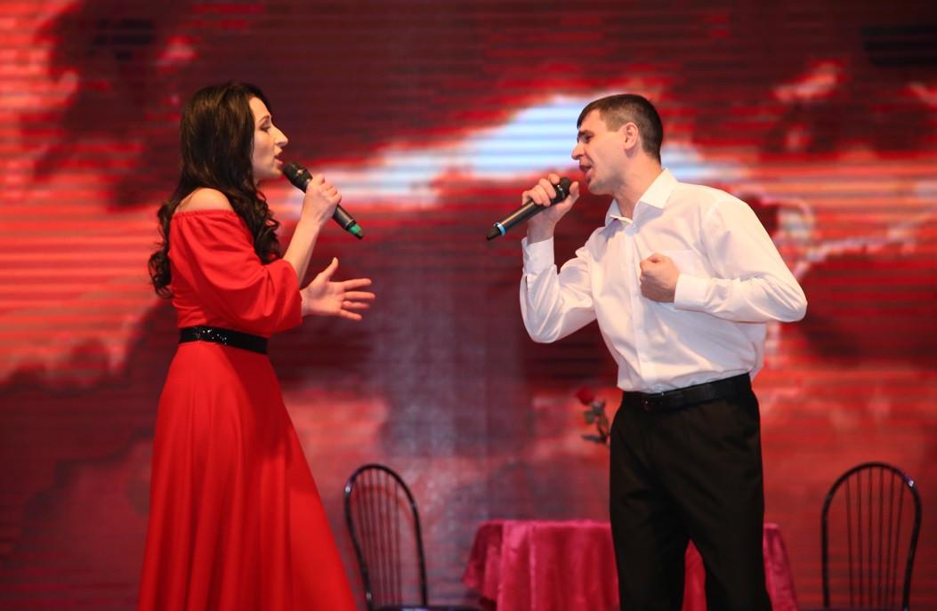 """В Прокопьевске состоялся конкурс """"Две звезды"""""""
