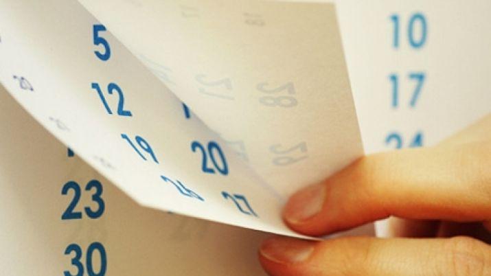 В декабре прокопчан ждет длинная рабочая неделя