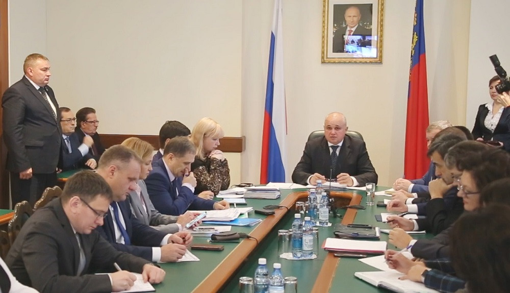 У Сергея Цивилева появились 6 внештатных советников