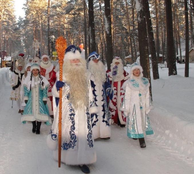 В Кузбассе выберут Лучшего Деда Мороза-2018