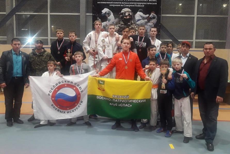 Прокопчане вернулись с наградами 2-го открытого турнира по Армейскому рукопашному бою