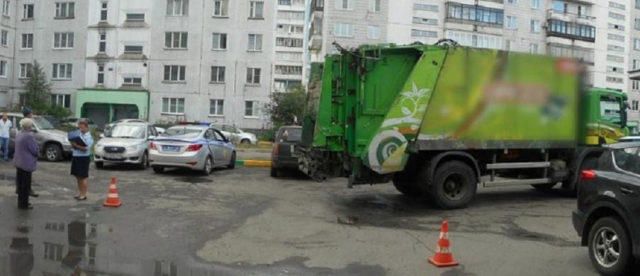 В Кузбассе водитель мусоровоза пойдет под суд за смертельное ДТП