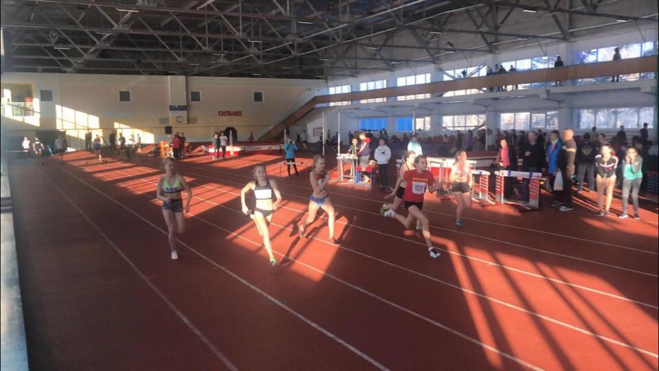 Прокопчане привезли 14 медалей с областных соревнований по легкой атлетике