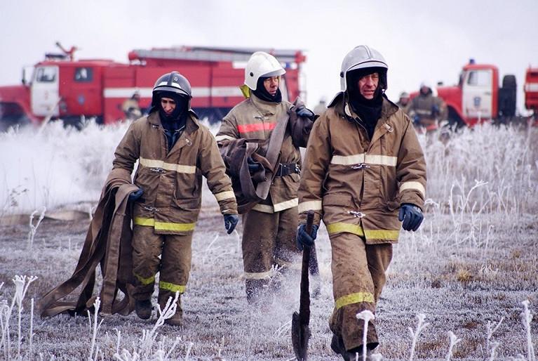 В Кузбассе введен особый противопожарный режим
