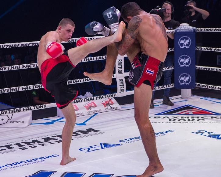 Прокопчане выступили на соревнованиях по профессиональному тайскому боксу «MUAYTHAI FACTORY»