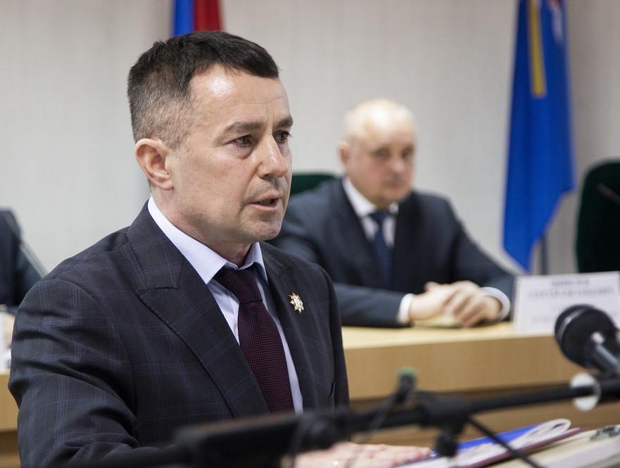 Прокопчанин официально вступил в должность главы Киселевска
