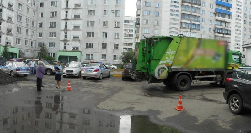 В Кузбассе вынесен приговор водителю мусоровоза, который сбил насмерть пенсионерку