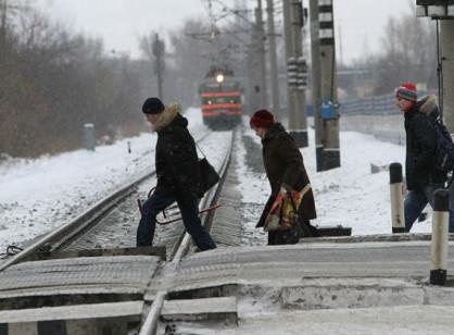 В Кузбассе тепловоз сбил насмерть пенсионерку
