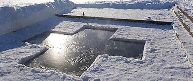 Опубликован полный список мест для Крещенских купаний в Кузбассе