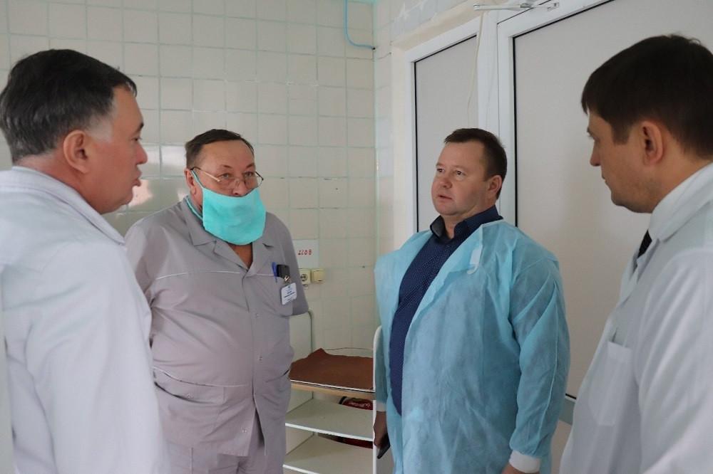 В Прокопьевске создают крупный медицинский центр